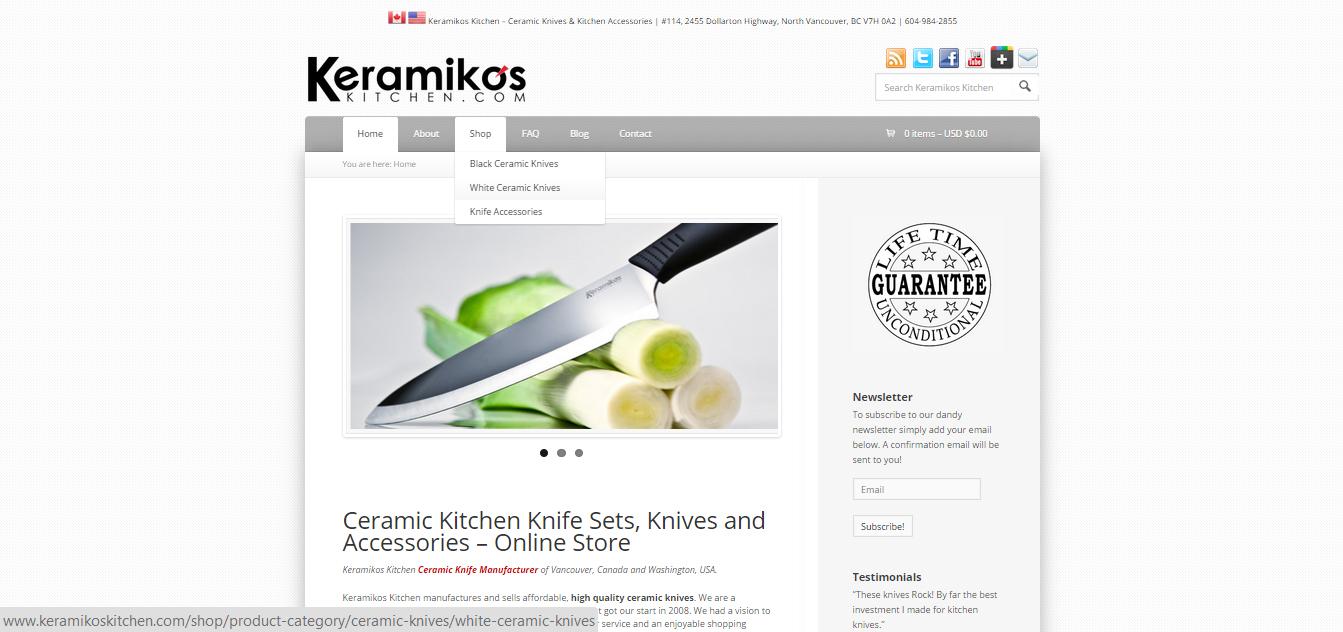 Keramikos Kitchen
